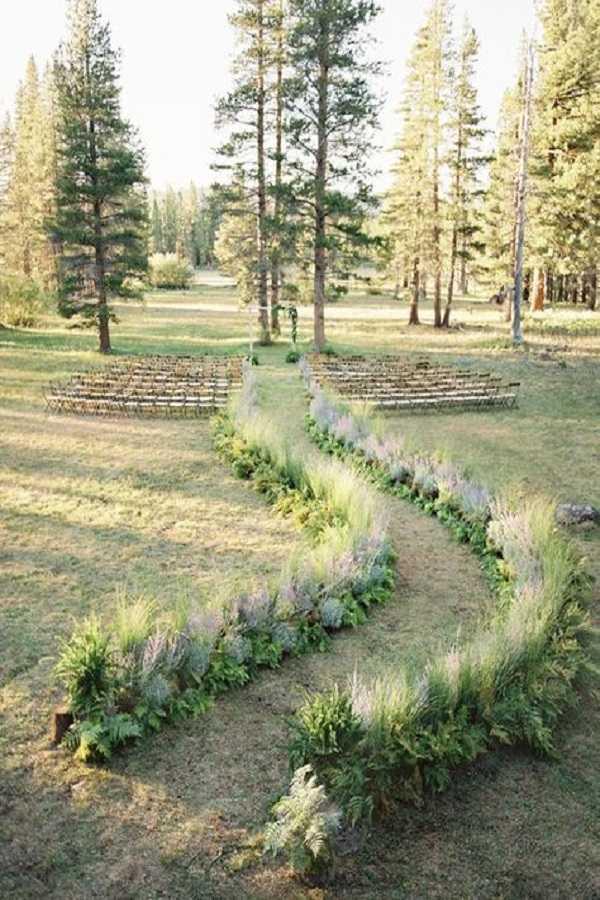 wedding walkway ideas21