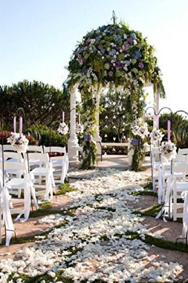 wedding walkway ideas27