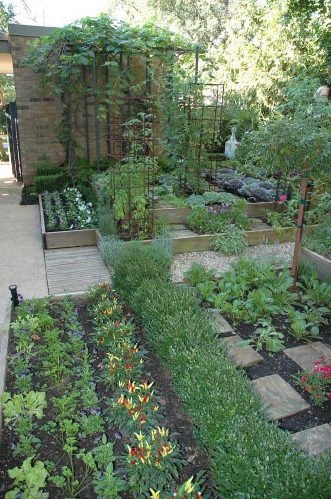 vegetable garden design26